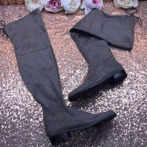 Marc Fisher Over the Knee Boots 6W
